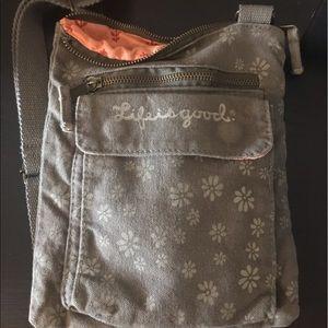 Life is good purse